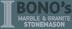 Bono's Marble & Granite Logo